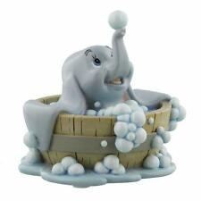 Disney Classics Dumbo In Bath Figurine Boxed New DI181