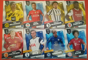 Topps On Demand Champions League Summer Signing Set 2020/21