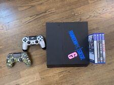 Sony PlayStation 4 / CUH-1216A / 2 Controller / 4 Spiele