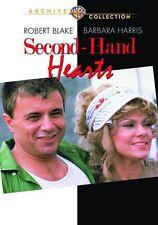 SECOND HAND HEARTS - (1981 Robert Blake) Region Free DVD - Sealed