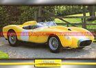 FERRARI 250 Testarossa 1958 : Fiche Auto Collection