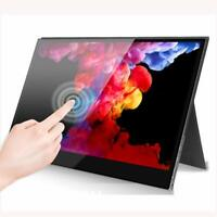 "13.3"" 4k Portable Monitor UHD 3840x2160 IPS USB-C Touchscreen Display for laptop"