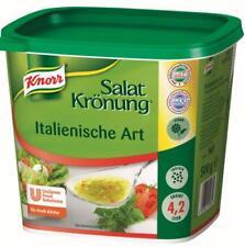 (33,98€/1kg) KNORR Salatkrönung Italienische Art 500g ergibt 4,2 Liter Dressing