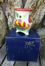 J. McCall Blue Sky Corp. Icing on the Cake Strawberry Tart Burner / Scent Warmer