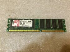 Memoria DDR Kingston KVR400X64C3AK2/512 256MB PC3200 400MHz CL3 184-Pin