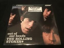 SEALED THE Rolling Stones OUT OF OUR HEADS  with  HYPE STICKER LP PS 429