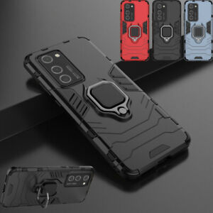 Hybrid Shockproof Armor Case Stand Cover For Huawei P20 P30 Pro Mate 20 Lite P40