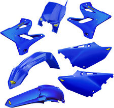 Cycra Blue Plastic Kit Powerflow For Yamaha YZ 125 250 250 X 15-16