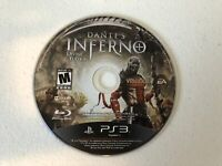 Dante's Inferno Divine Edition - Playstation 3 PS3 - Cleaned & Tested