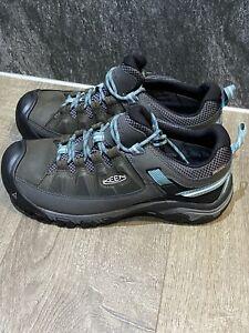 Keen Woman's Targhee Waterproof Walking Shoes (Olive/green Size 6 U.K.