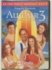 Au Pair 3: Adventure in Paradise (DVD, 2009)(NEW) Gregory Harrison, Heidi Saban
