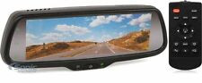 "BOYO Vision VTW73M 7.3"" Rear View Mirror Monitor w/ Built-In WiFi Miracast"