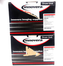 Innovera Compatible DR420 Toner Cartridge for Brother DCP-7055 Qty. 2 Free Ship