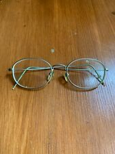 Vintage mid-90's Giorgio Armani Eyeglasses - silver, made in Italy