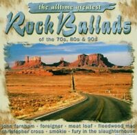 All Time greatest Rock Ballads of the 70s, 80s & 90s (2000) 1:Fury in t.. [2 CD]