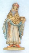Vintage Italy Depose Christmas Nativity Wise Man Figurine