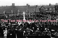 NF 104 - Harling War Memorial, Norfolk - 6x4 Photo
