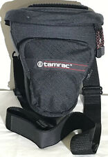 Tamrac 515 Compact DSLR Pack Holster Camera Bag w/Strap USA Made Canon Nikon EUC
