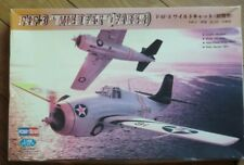 MAQUETTE MODEL KIT 1/48 TRUMPETER F4F-3 WILDCAT early