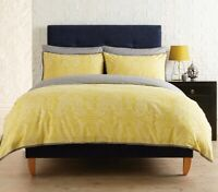 Evole By Christy Ezra Double Duvet Set 100% Cotton