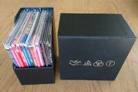 Used Led Zeppelin Definitive SHM-CD paper jacket box set Limited Edition F/S