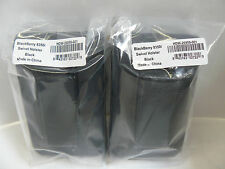 (Lot of 80) Original OEM Blackberry 8350i Pouches with Swivel Belt Clip