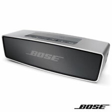 Bose SoundLink Mini Bluetooth Speaker Wireless Connection Compact Rechargeable