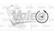 VALEO Motor de arranque 1,1kW 12V VOLKSWAGEN GOLF SEAT LEON IBIZA AUDI A3 458214