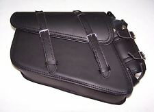 MOTORCYCLE Solo SaddleBag SIDE BAG  For Harley Sportster Forty-Eight 48  SB#701R