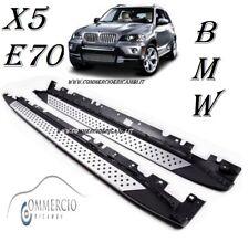 BMW X5 E70 Pedane Laterali dal 2007 al 2013 Qualità PREMIUM