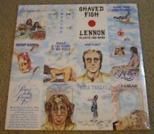 JOHN LENNON / PLASTIC ONO BAND ~SHAVED FISH ~NEW LP REISSUE ~BEATLES/MCCARTNEY