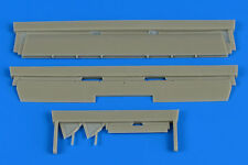 Aires 4718 - 1:48 p-38 Lightning control surfaces for Eduard/Academy-nuevo