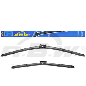 Set Brushes Wiper Front For Fiat Ducato 2007-2013