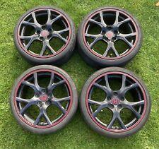 """Rare Genuine Honda Civic Type R FK2 19"""" wheels"""