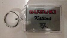 SUZUKI GSX 1000 1100 SD Katana Limited Edition Couleur Assorti Porte-clés