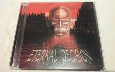 ETERNAL DECISION S/T Original CD CHRISTian ThrashPower ULTIMATUM Believer Arnion
