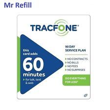 TracFone $19.99 Refill -- 60 Minutes/90 Days, fast & right