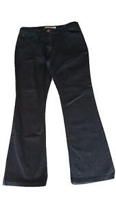 Ladies Women's M&S Slim Boot Leg Jeans Size 14 Medium