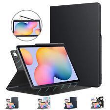 MoKo Smart Folio Shell Cover Magnetic Case for Samsung Galaxy Tab S6 Lite 2020
