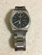 SEIKO ALARM QUARTZ Collectible Men's Watch (circa 1978) Model: 7223-6019