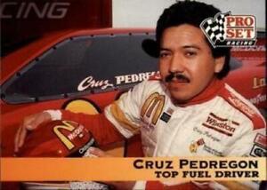 #14 Cruz Pedregon - 1992 Pro Set NHRA
