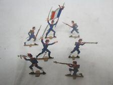 französische Soldaten Zinnfiguren bayrische Zinnfiguren