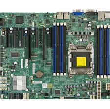 SuperMicro X9SRL Motherboard - LGA2011 / Intel C602 / DDR3 / SATA3 / ATX