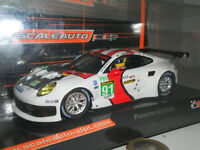SCALEAUTO PORSCHE 991 RSR SCALA 1/32 SLOT CAR 754566
