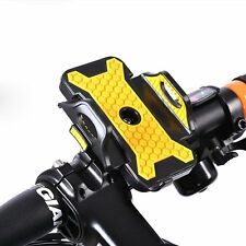 Motorcycle Bicycle MTB Bike Handlebar Mount Holder Universal For Cell Phone &GPS
