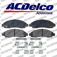 14D1039CH Front Disc Brake Pad Ceramic Pads Set For Chevrolet GMC Isuzu