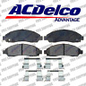 Replacement Disc Brake Pad-Ceramic Front Set For Chevrolet Colorado Gmc Canyon