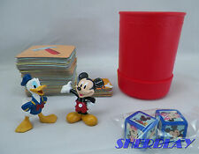 Yahtzee Jr Mickey Mouse Clubhouse REPLACEMENT PARTS Disney  Hasbro game 47pieces