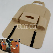 Brand New Car seat felt receive bag vehicle suspension carrying bag-beige