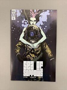 Sea of Sorrows #2 1:10 Smith RI Retailer Incentive Variant IDW Publishing
